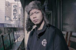 ラッパーHARDY(ハーディー)のKOK2018インタビューの画像