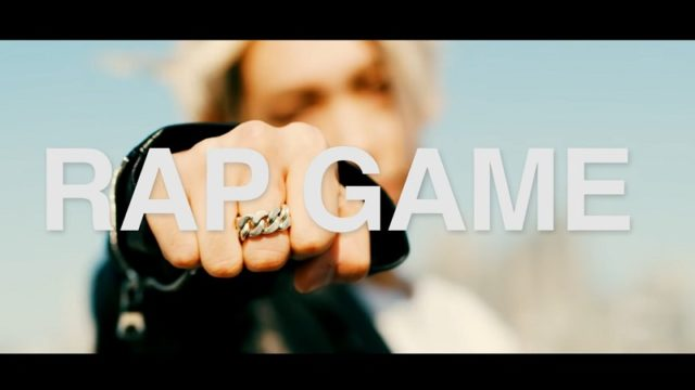SALU(サル)の楽曲「RAP GAME」の画像