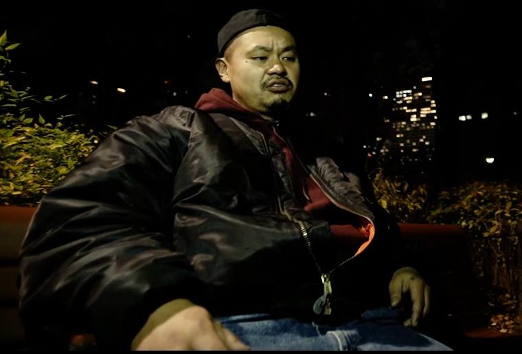 名古屋出身でKOK2019に出場するラッパーCROWN-D(クラウンディー)の画像